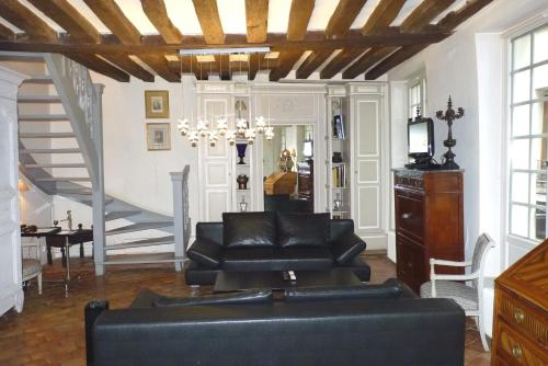 Apart of Paris - Duplex rue de Montmorency