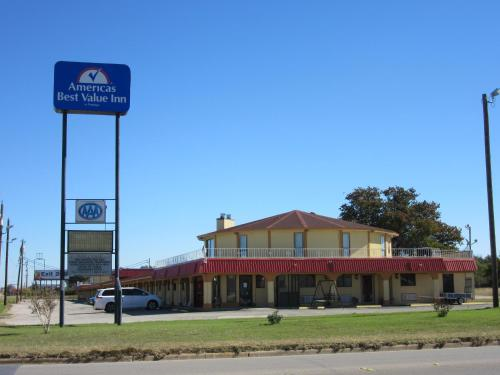 Americas Best Value Inn - Abilene