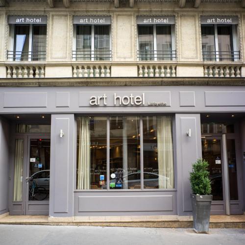 Art Hotel Lafayette