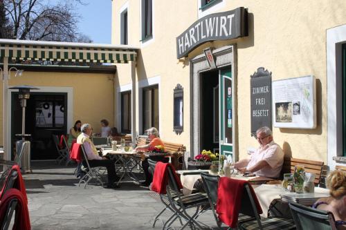 HartlWirt-Hotel-Gasthof - Familienzimmer (2 Erwachsene + 1 Kind)