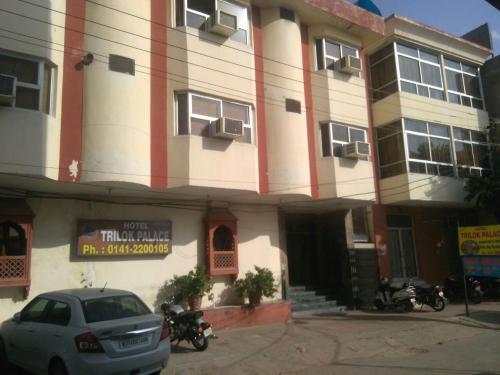 Отель Hotel Trilok Palace 1 звезда Индия