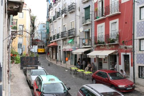Отель Apartment with terrace in Lisbon 0 звёзд Португалия