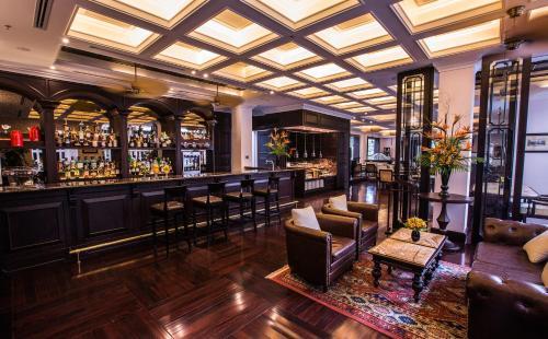The Sofitel Legend Metropole Hotel Review Hanoi Vietnam