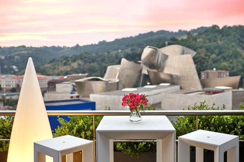 Rooms: Silken Gran Hotel Domine, Bilbao, Spain Overview