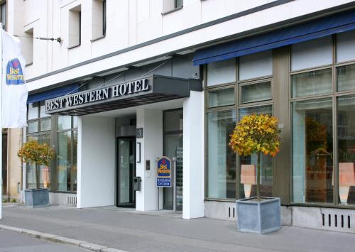 Best Western Hotel Leipzig City Centre