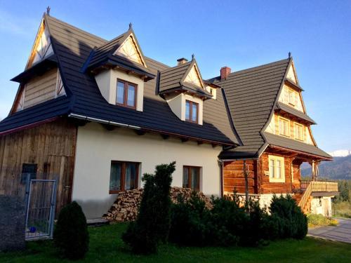 Отель Noclegi u Sabałów 0 звёзд Польша