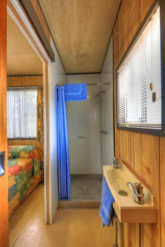 Cabin with Private Bathroom - 1
