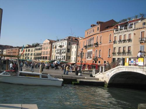 San simeon apartments venice italy overview for San simion