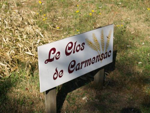 Le Clos de Carmensac