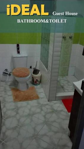 Baño IDEAL Guest House