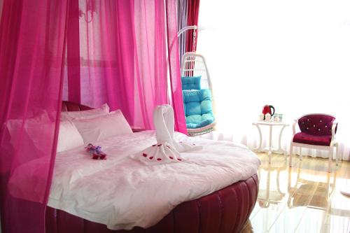 Romantic Lavendaer Double Room