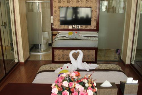 Fashion Double Room with Sea View
