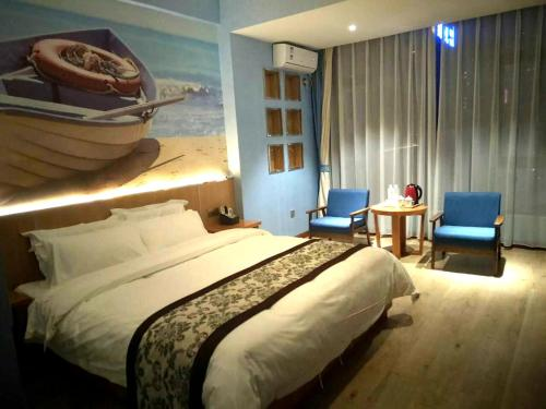 Maldives Themed Double Room