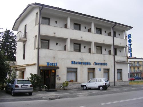 Hotel Ristorante Alla Terrazza Monfalcone in Italy