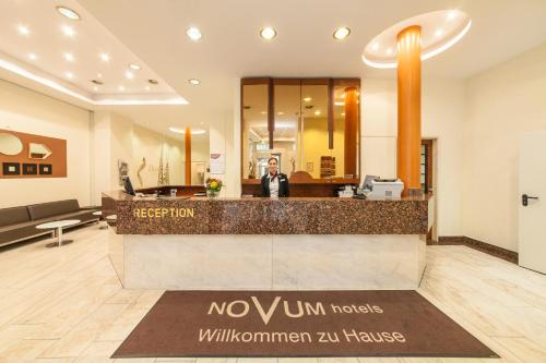 Novum Hotel New Madison Düsseldorf Hauptbahnhof photo 45