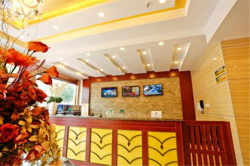 GreenTree Inn JiangSu Suqian Sucheng District Weishanhu Road Business Hotel
