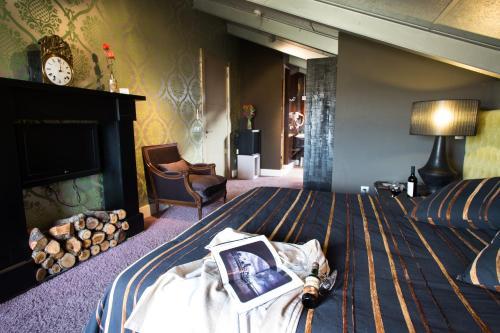 Suite Hotel Cardamomo Siguenza 7