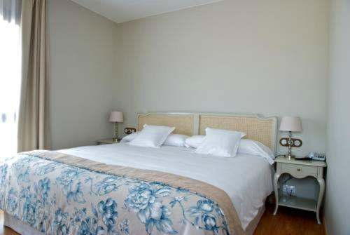 Habitación Doble Deluxe - 1 o 2 camas - Uso individual Hotel Villa Monter 10