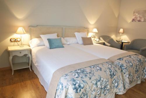 Habitación Doble Deluxe - 1 o 2 camas - Uso individual Hotel Villa Monter 14