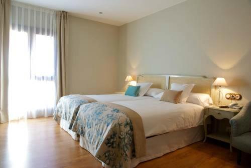 Habitación Doble Deluxe - 1 o 2 camas - Uso individual Hotel Villa Monter 15