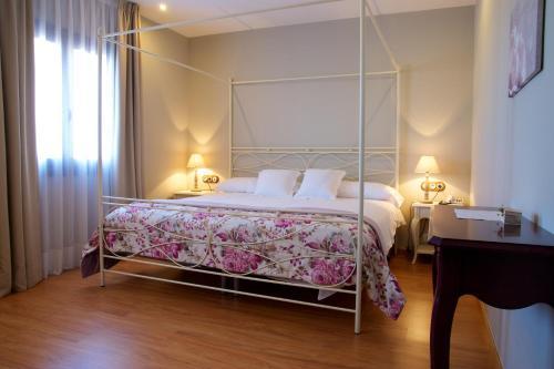 Habitación Doble Deluxe - 1 o 2 camas - Uso individual Hotel Villa Monter 16