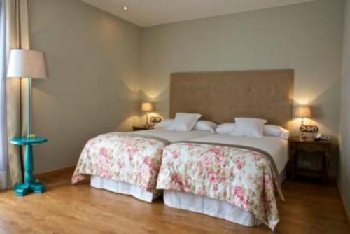 Habitación Doble Deluxe - 1 o 2 camas - Uso individual Hotel Villa Monter 18