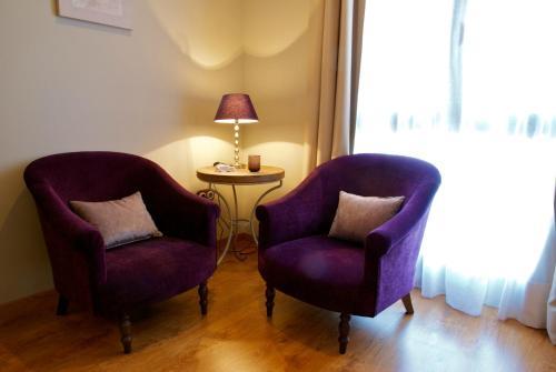 Habitación Doble Deluxe - 1 o 2 camas - Uso individual Hotel Villa Monter 19