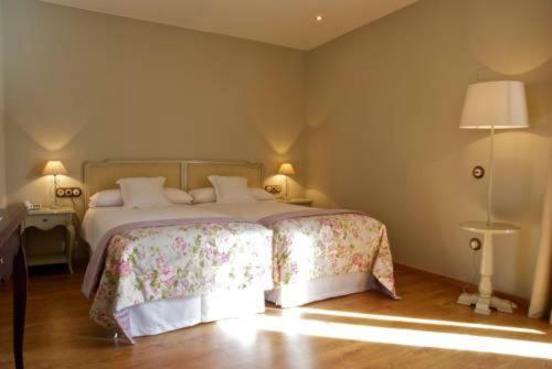 Deluxe Doppel-/Zweibettzimmer - Einzelnutzung Hotel Villa Monter 6
