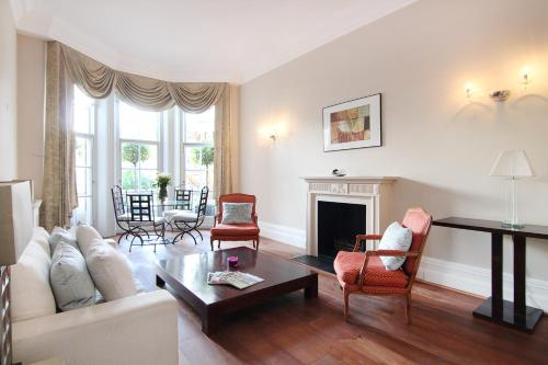 London Lifestyle Apartments - Knightsbridge - Garden View