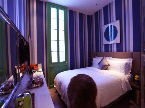 Superior Doppelzimmer mit Stadtblick (Superior Double Room with City View)
