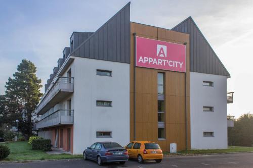 Appart'City Nantes Carquefou