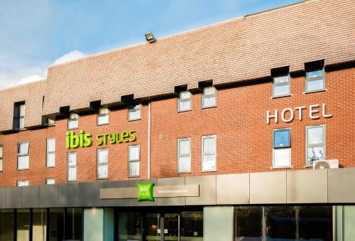 Stay at Ibis Styles Birmingham Hagley Road