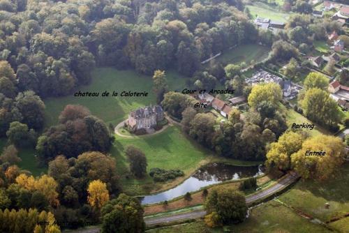 Gite Du Château De La Caloterie