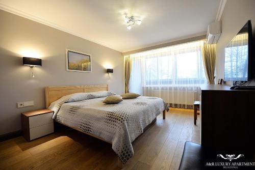 A&R Luxury apartment, Druskininkai