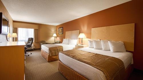 BEST WESTERN Paducah Inn KY, 42003
