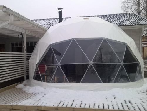 Midnight Sun Dome