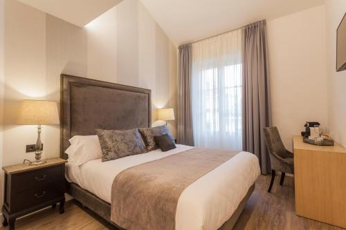 Double Room - single occupancy Hotel Palacete de Alamos 6