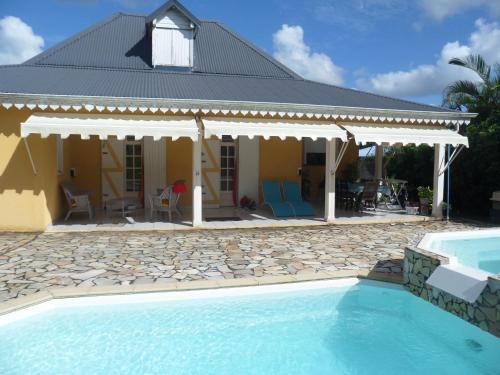 Villa Détente, Petit-Bourg