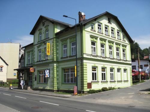 Apartment Desna v Jizerskych horach 1