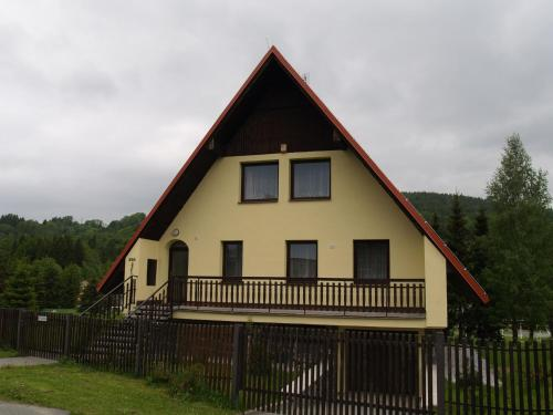 Holiday home Destne v Orlickych horach 1