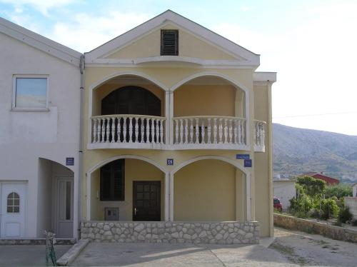 Apartment in Pag with One-Bedroom 20
