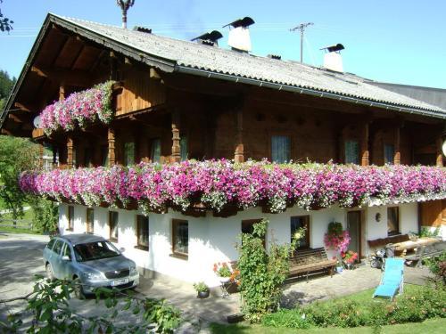 Apartment Fugenberg 1