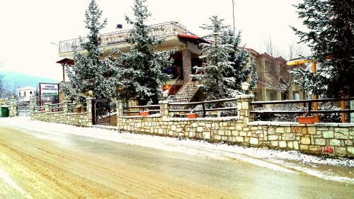 Hotel Odysseas, Kalývia