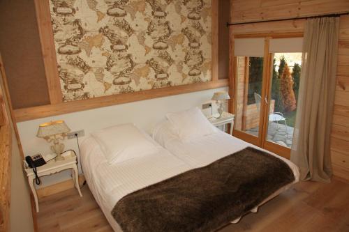 Superior Double Room Hotel Viñas de Lárrede 9