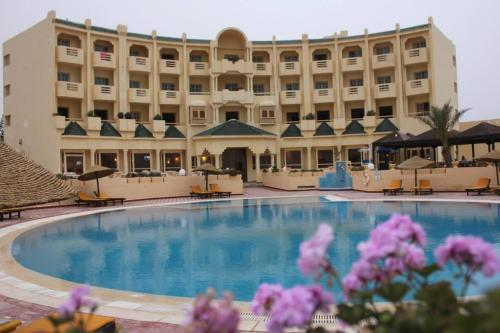 Отель Sirocco Beach, Махдия