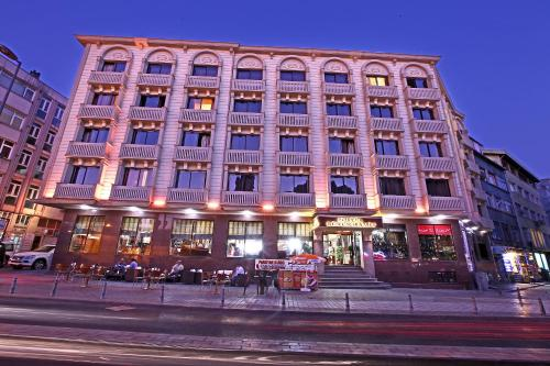 Hotel buyuk hamit istanbul turkey overview for Hotels in istanbul laleli area
