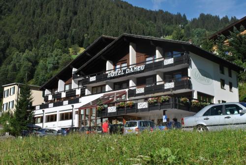 Отель Hotel Daneu 3 звезды Австрия