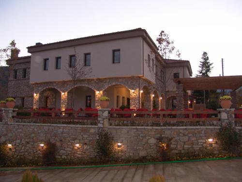 Aiolides Hotel, Kalývia