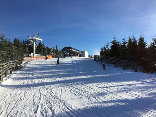 Le Mont Špindlerův Mlýn