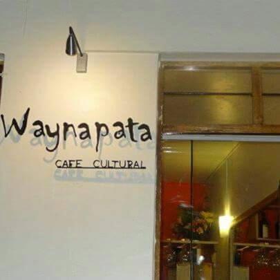 HotelWaynapata Café Cultural